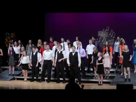 Sheridan High School Choir - Listen to the music