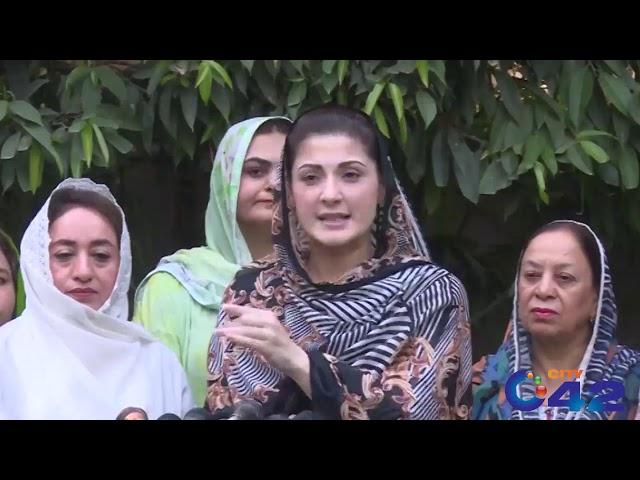 Maryam Nawaz Blasting Media Talk On Imran Khan | 19 June 2019