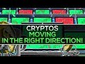 Here's Why Cryptos Are Actually Moving In The Right Direction!