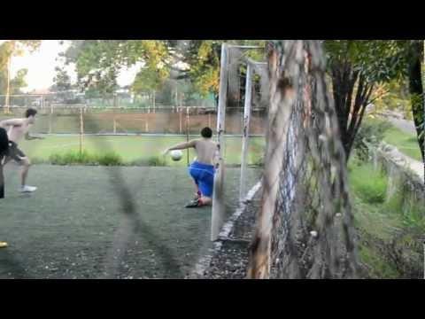 Futebol-Pelada Dom Orione 08/06/2012 - Jogo 1