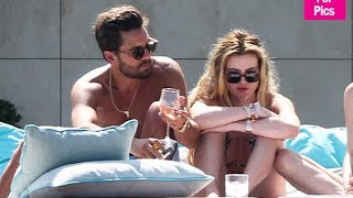 Scott Disick & Bella Thorne: Why He's 'Partying The Pain Away' With Sexy Younger Woman