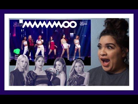 MAMAMOO - Queendom 'Good Luck' - Reaction