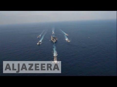 China urges restraint amid Korea tensions