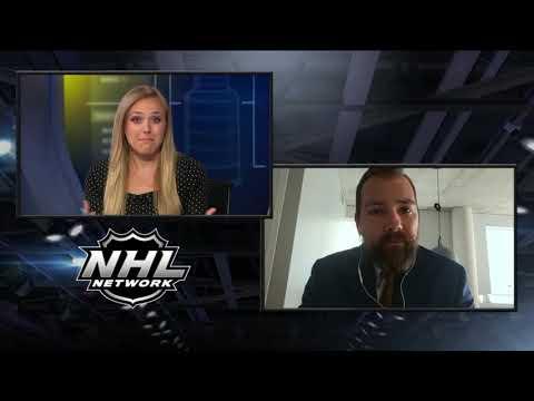 NHL Tonight:  Chris Johnston:  on Linden`s resignation, trade rumors  Jul 26,  2018