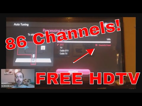 2017 Outdoor HD TV Antenna 86 Channels! I