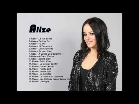Alizee Greatest Hit   The Best Collections of Alizee
