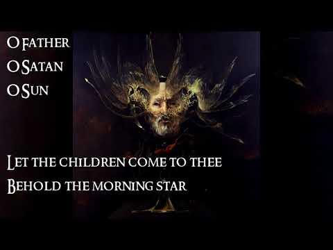 Behemoth - O Father O Satan O Sun! (lyric video)