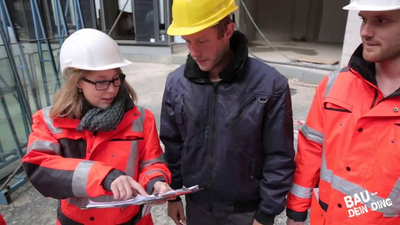 Bau Dein Ding - Karriere-Film zur Nachwuchskampagne der Bauwirtschaft Baden-Württemberg
