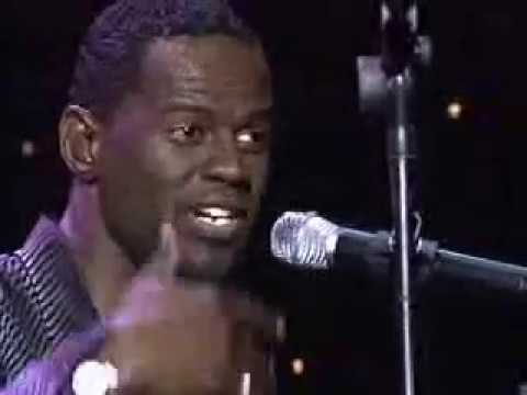 Brian Mcknight - Back At One (Live)