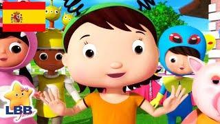 Canciones para Niños   Canción alienígena   Canciones Infantiles   Little Baby Bum Júnior