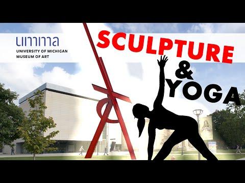 Sculpture and Yoga - University of Michigan Museum of Art