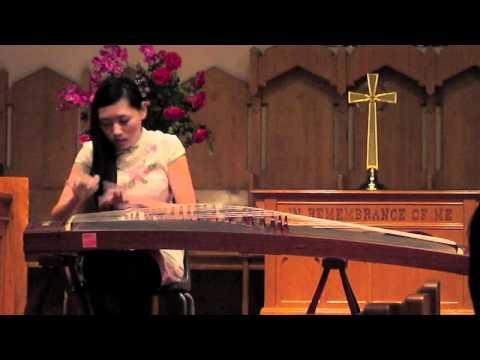 Guzheng - Fighting The Typhoon