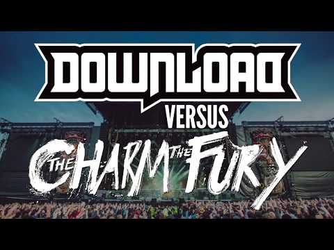 DOWNLOAD FESTIVAL 2017 - The Charm The Fury (OFFICIAL TRAILER)