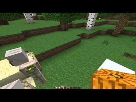 Full download minecraft tuto comment faire un golem de - Minecraft golem de fer ...
