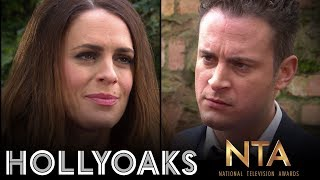 Hollyoaks: The Past Comes Back To Haunt Luke