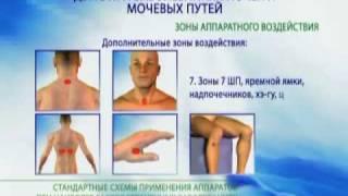 ДЭНС при заболеваниях почек и мочевых путей, www.balakiny.ru