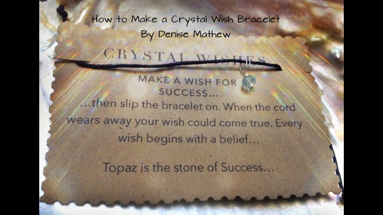 How to make a wish for the New Year