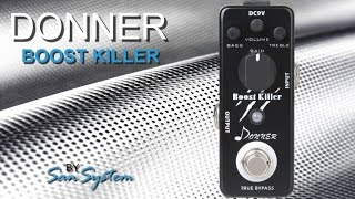 DONNER - Boost Killer (Xotic RC Booster Clone)