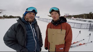Dew Tour 2015 - Øystein Bråten talks men