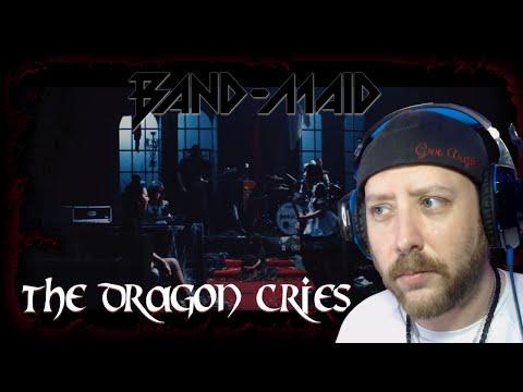BAND-MAID / The Dragon Cries MV Reaction   Metal Musician Reacts