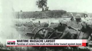 Families of victims of Sino-Japanese War file lawsuit against Japanese government
