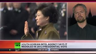 Spy Game  South Korean intel agency 'hacked' country's 2012 presidential race