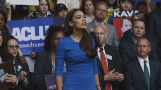 Alexandria Ocasio-Cortez's approval rating in NY state declines following Amazon deal collapse