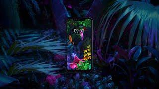 Ya está disponible en España desde este lunes el LG G8 Smart Green