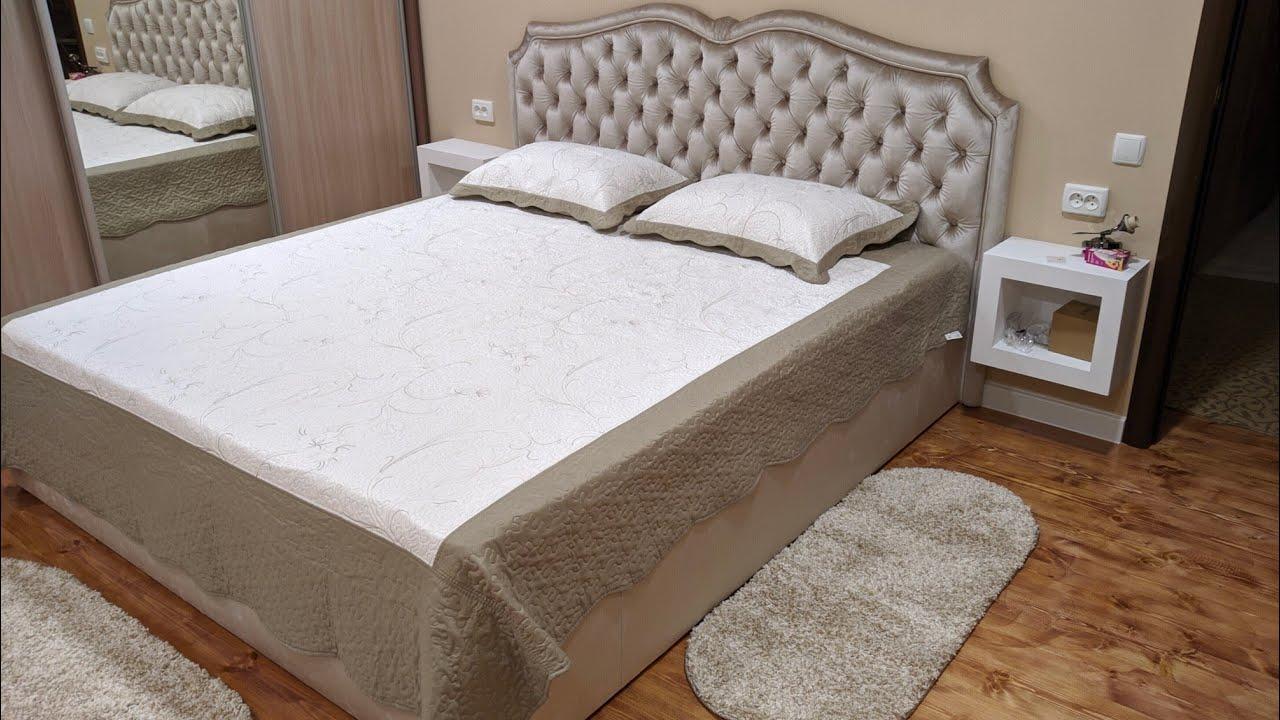 Постройка спальни