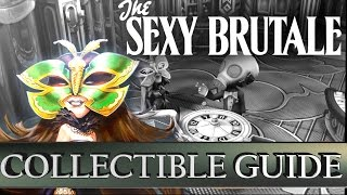 The Sexy Brutale Collectible Guide (All 52 Cards & 9 Invitations)