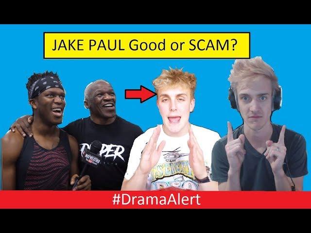 jake-paul-good-guy-or-scam-dramaalert-ksi-mayweather-sommer-ray-ninja-fornite-god