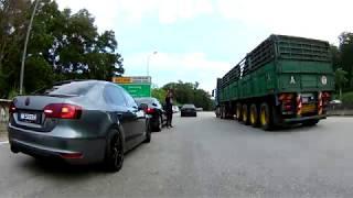 """VW Jetta Club Malaysia - Lemang To'ki --- Bukit Ampang """"Chill Drive"""""""