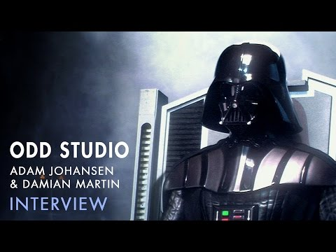 Star Wars Ep. 2-3 Makeup Effects Artists Interview - LIVE@IMATS 2015