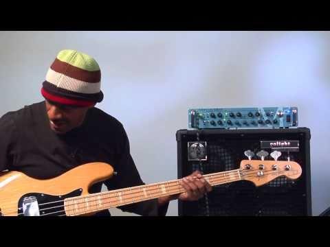 SWR Marcus Miller Preamp Part 8 - Active vs. Passive Bass