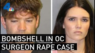 Charges Dropped Against OC Surgeon, Girlfriend Accused of Raping Multiple Women  | NBCLA