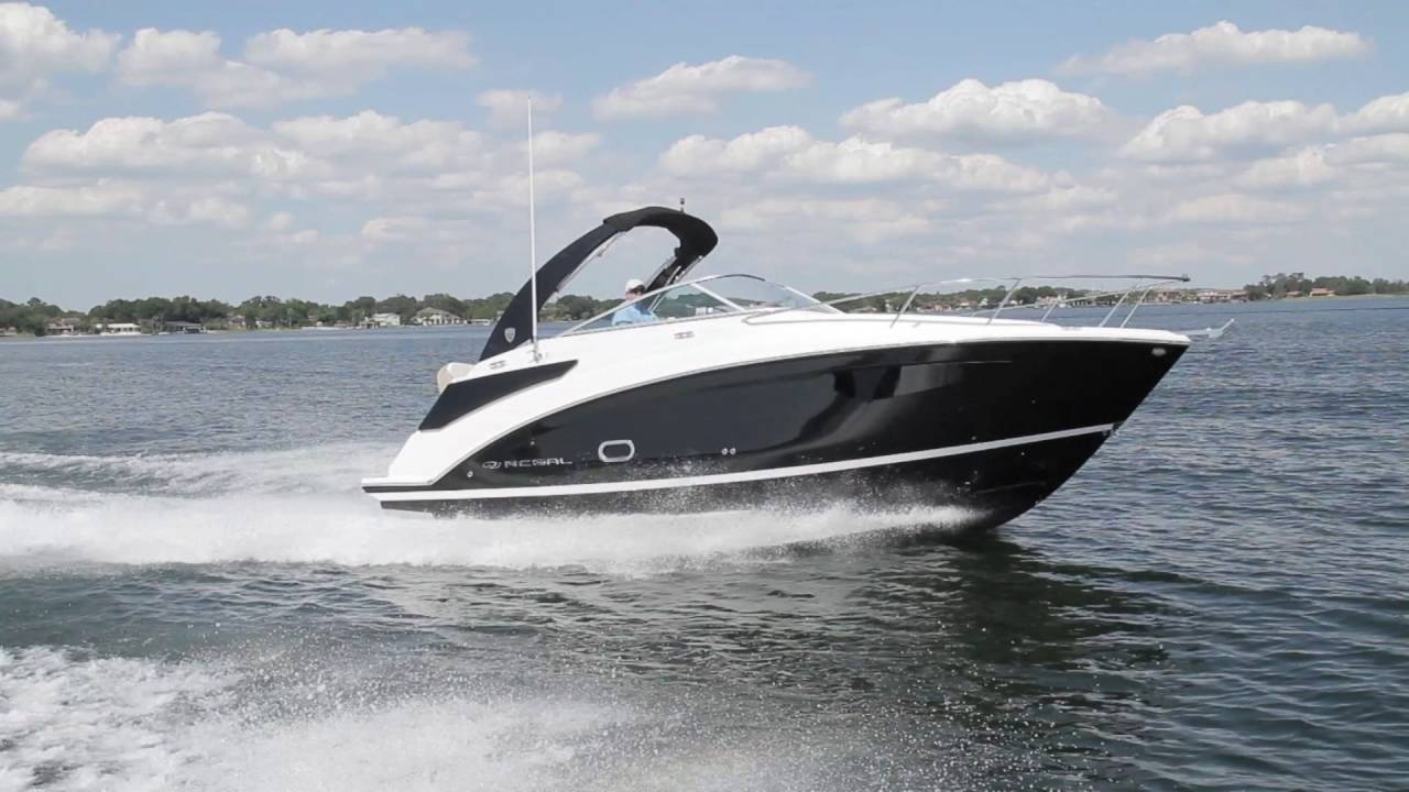 Hansa Regale Regal 26 Express 2016 Test Video By Boattest