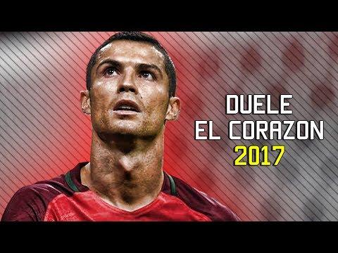 Cristiano Ronaldo • DUELE EL CORAZON • 2017