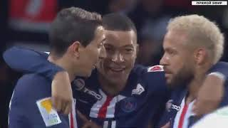 PSG vs Saint-Etienne 6-1 - All Goals & Extended Resumen 2020