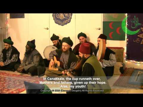 """Çanakkale İçinde"" * Ottoman song on the Battle of Gallipoli"