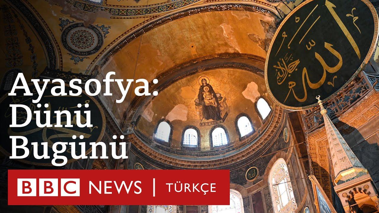 Ayasofya tartışması: Kilise, cami ve müze - 1500 yıllık tarihi ve siyasi önemi