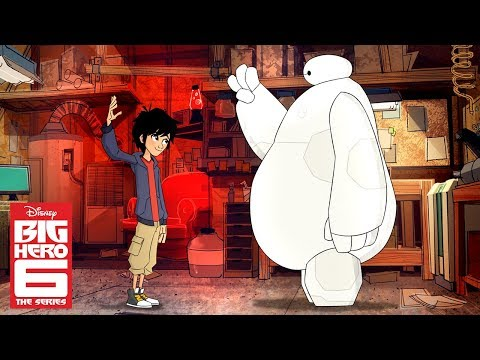 Trailer | Big Hero 6 The Series | Disney Channel