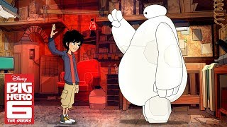 Trailer | Big Hero 6 The Series | Disney Channel