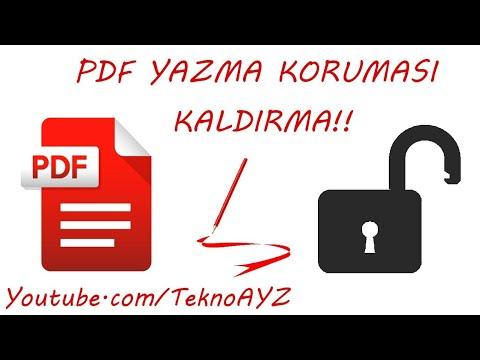 PDF Dosyasını Worde Çevirme