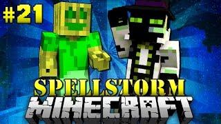 ARTEFAKTE des WASSERTEMPELS?? - Minecraft Spellstorm #021 [Deutsch/HD]