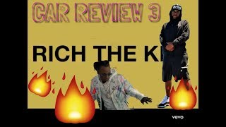 RICH The Kid - Racks Today [Official Music Video] - CAR REVIEW 3