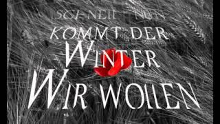 Rosenstolz Die Einsamkeit der Rosen with Lyrics