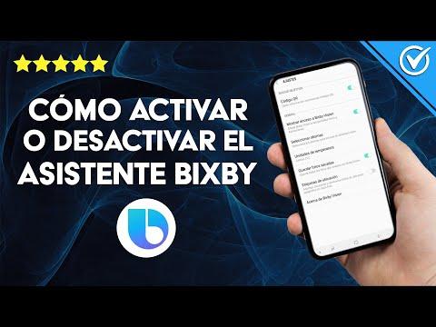 Cómo Activar o Desactivar el Asistente Bixby por Completo en Cualquier Móvil Samsung Galaxy