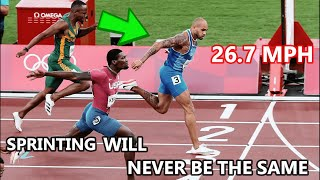 Sprinting Will Never Be The Same | How Marcel Jacobs rewrote Sprinting History !!!