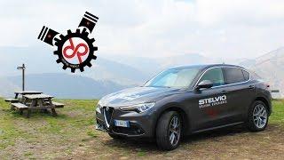 Alfa Romeo Stelvio 2.2 JTDM 210cv | Test Drive