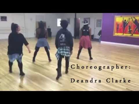 "Crime Mob ""Knuck if you Buck"" - Choreography"